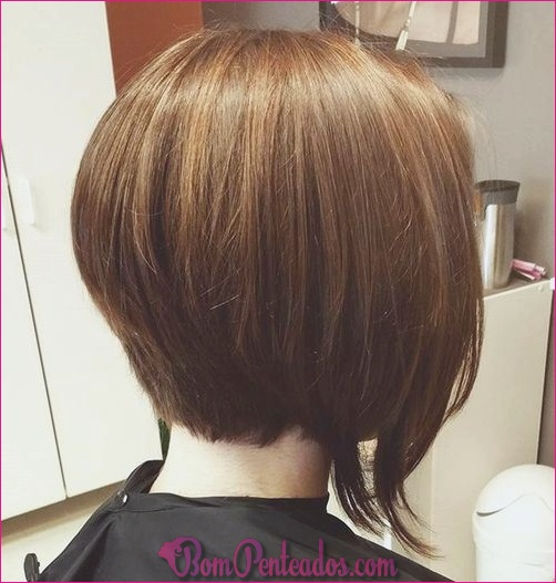 20 cortes de cabelo bob invertidos
