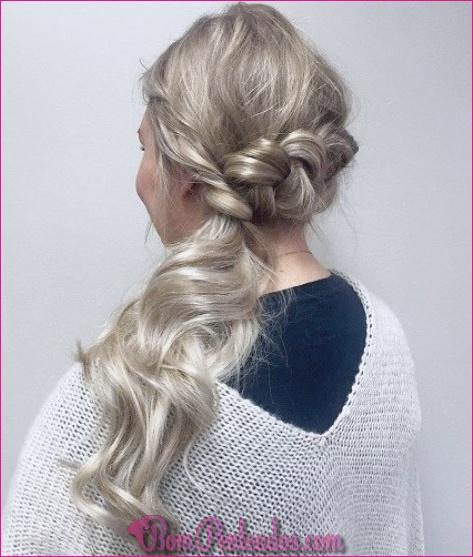 20 melhores penteados de rabo de cavalo de lado