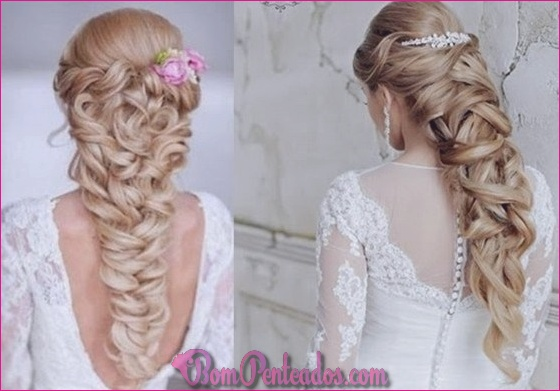 20 penteados exclusivos da dama de honra