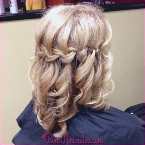20 tranças simples para cabelo curto