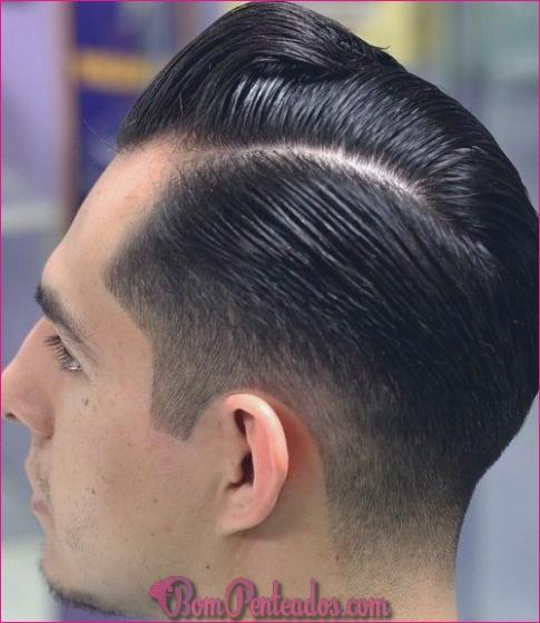 15 penteados peculiares para homens com cabelos grossos